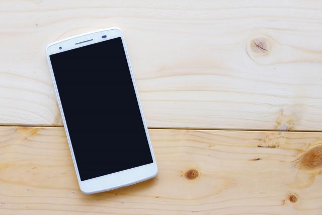 モバイルの写真